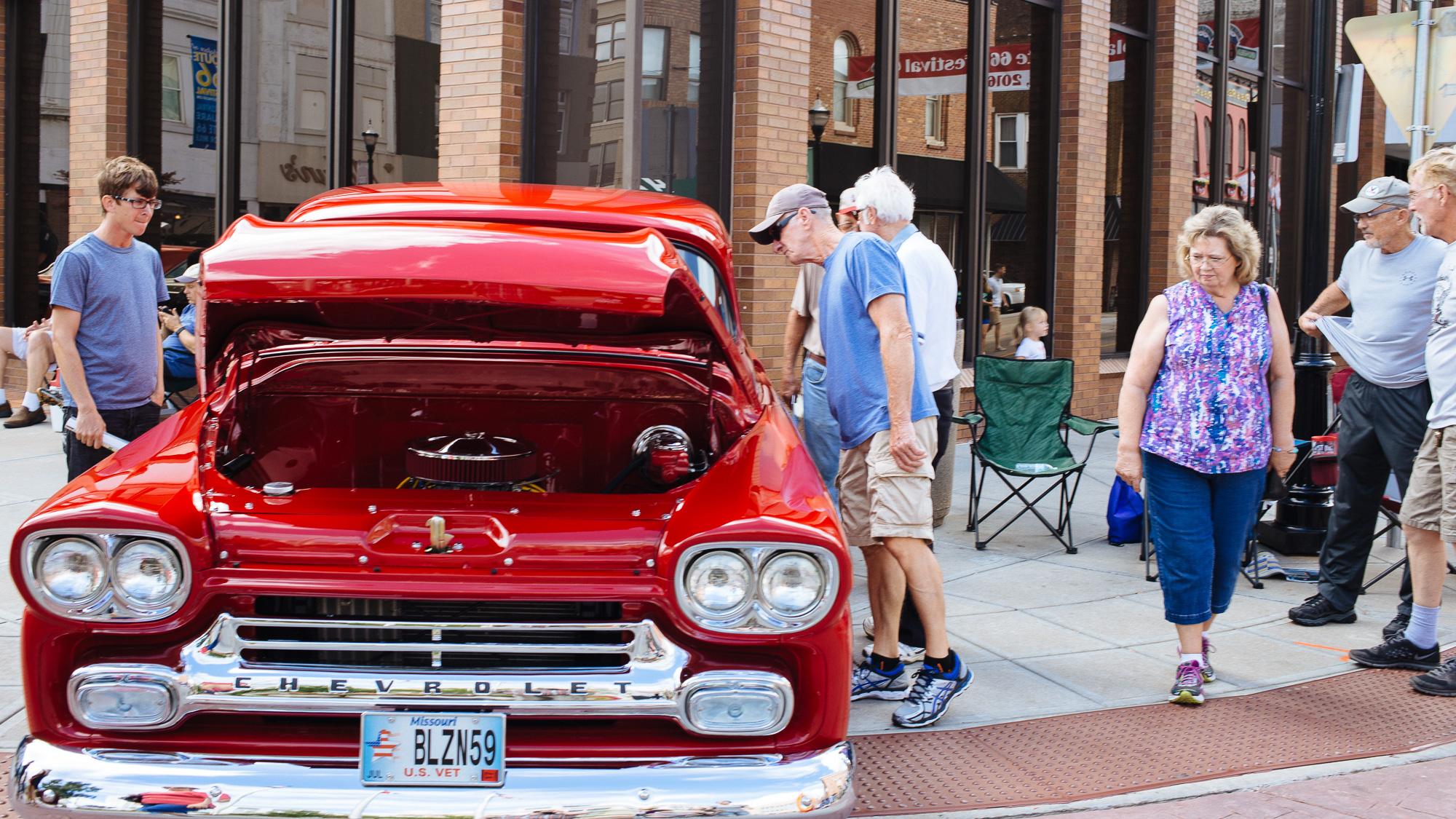 Route 66 Festival Springfield, Missouri